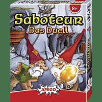 AMIGO 05943 SABOTEUR - DAS DUELL Kartenspiel, Mehrfarbig