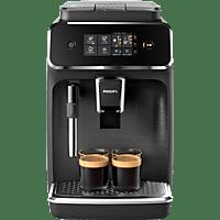 PHILIPS EP2220 Kaffeevollautomat Mattschwarz