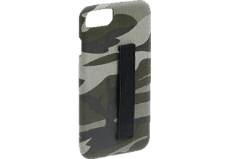 HAMA Camouflage Loop, Backcover, Apple, iPhone 6/6s/7/8, Grün/Schwarz