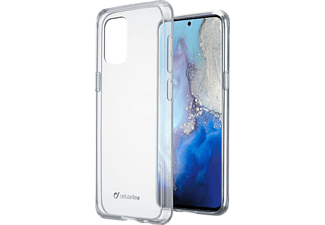 CELLULARLINE Cover Clear Duo Galaxy S20 Transparant (CLEARDUOGALS11ET)