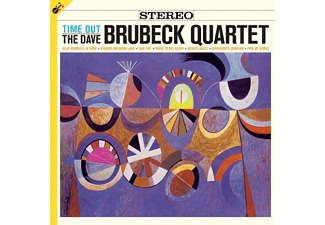 The Dave Brubeck Quartet - Time Out (Vinyl LP (nagylemez))