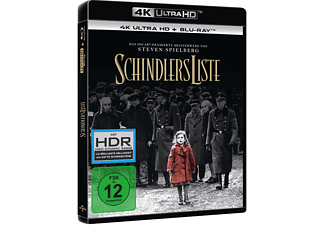 Schindlers Liste 4K Ultra HD Blu-ray + Blu-ray