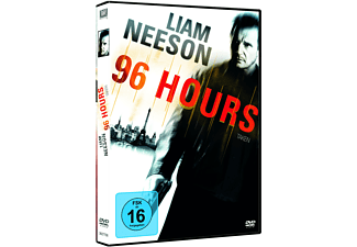 96 Hours DVD