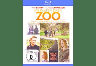 Wir kaufen einen Zoo Blu-ray