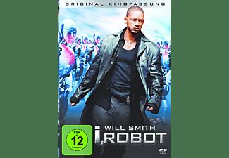 I, Robot DVD