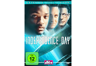 Independence Day DVD