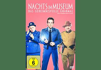Nachts im Museum - Das Geheimnisvolle Grabmal DVD