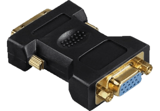 HAMA DVI-Stecker - VGA-Kupplung, Adapter