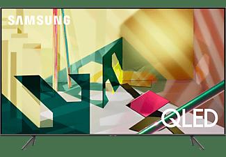 SAMSUNG Fernseher Q70T (2020) 85 Zoll 4K Smart QLED TV ...