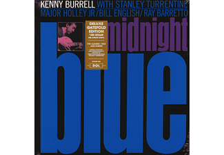 Kenny Burrell - Midnight Blue (180 gram Edition) (Gatefold) (Vinyl LP (nagylemez))