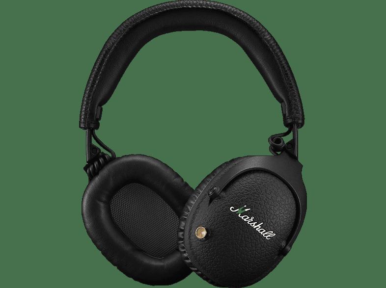 MARSHALL Monitor II mit ANC, Over-ear Kopfhörer Bluetooth Schwarz