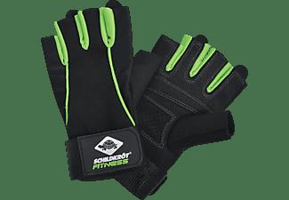 SCHILDKRÖT Fitness PRO L-XL Handschuhe, Schwarz/Grün