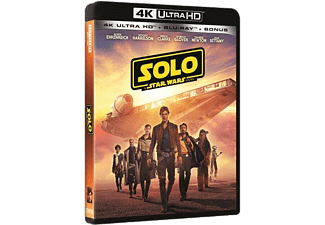 Star Wars: Solo: A Star Wars Story - 4K Blu-ray