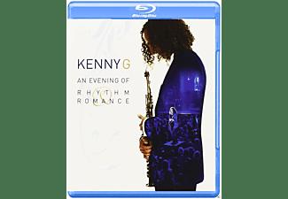 Kenny G - An Evening Of Rhythm & Romance  - (Blu-ray)