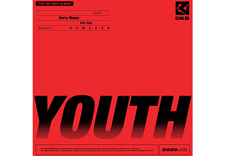 Dkb - Youth  - (CD)