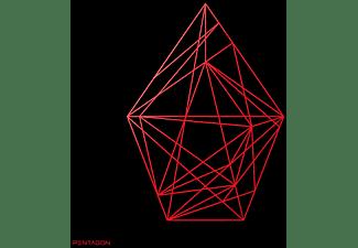 Pentagon - Universe : The Black Hall-Upside Version  - (CD)