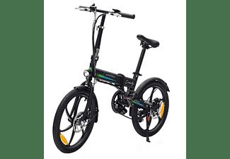 REACONDICIONADO Bicicleta eléctrica - SmartGyro Ebike Crosscity, 250W, 25 km/h, Plegable, Negro