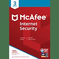 McAfee Internet Security 3 für 3 Geräte 2018 - [Multiplatform]