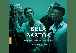 Quatuor Diotima - Bartók-Complete String Quartets  - (CD)