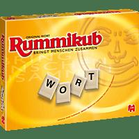 JUMBO Original Rummikub Wort Familienspiel, Gelb