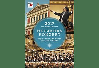 VARIOUS, Wiener Philharmoniker - Neujahrskonzert 2017  - (DVD)
