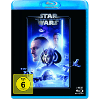 Star Wars: Episode I - Die dunkle Bedrohung [Blu-ray]