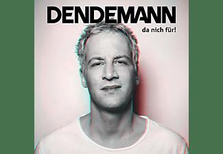 Dendemann - da nich für! (Limited Fanbox)  - (CD)
