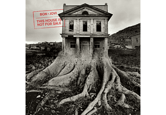 Bon Jovi - This House Is Not For Sale  - (CD)
