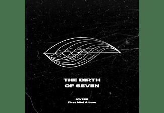 Aweek - BIRTH OF SEVEN(KEIN RR)  - (CD)