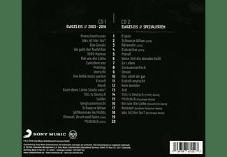 Eisbrecher - Ewiges Eis-15 Jahre Eisbreche  - (CD)