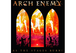 Arch Enemy - As The Stages Burn!  - (CD)