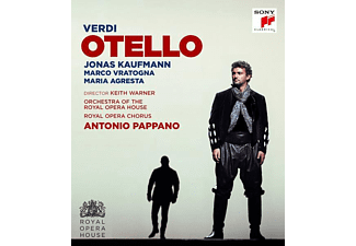 VARIOUS, Orchestra Of The Royal Opera House, Royal Opera Chorus - Otello  - (Blu-ray)