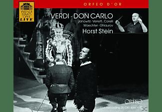 Corelli, Ghiaurov, Janowitz, Stein - Don Carlo-Opera in quattro atti (GA)  - (CD)