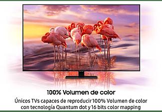"""TV QLED 55"""" - Samsung QLED 4K 2020 55Q80T, Smart TV, Direct Full Array HDR 1500, IA 4K UHD, Asistentes de voz"""