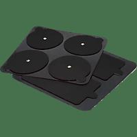 POWERDOT MPADB1 Elektrodenpads, Schwarz