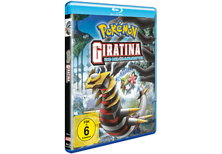 Pokemon 11-Giratina Und Der Himmelsritter [Blu-ray]