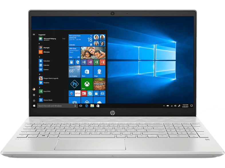 HP Laptop Pavilion 15-cs3030nb Intel Core i5-1035G1 (5QY85EA)