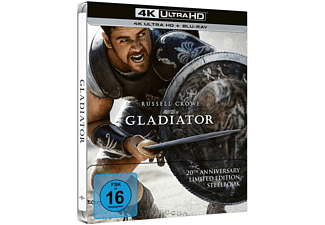 Gladiator (exklusives SteelBook®) - (4K Ultra HD Blu-ray + Blu-ray)