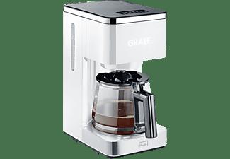 GRAEF FK 401 Kaffeemaschine Weiß