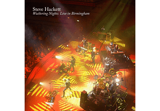 Steve Hackett - Wuthering Nights: Live In Birmingham  - (Blu-ray)