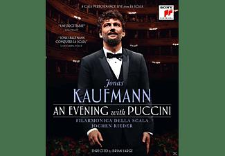 Jonas Kaufmann, Filarmonica Della Scala - Nessun Dorma-The Puccini Album-Live Teatro Alla Sc  - (Blu-ray)