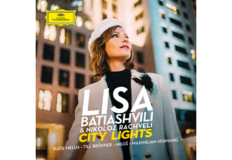Lisa Batiashvili - CITY LIGHTS  - (CD)