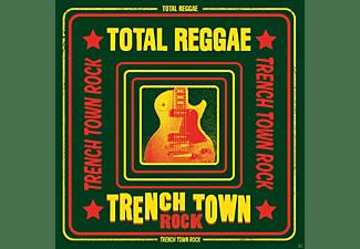 Total Reggae, VARIOUS - Total Reggae-Trench Town Rock  - (Vinyl)
