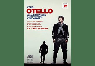 Jonas Kaufmann, Marco Vratogna, Maria Agresta, Orchestra Of The Royal Opera House, Royal Opera Chorus - Otello  - (DVD)