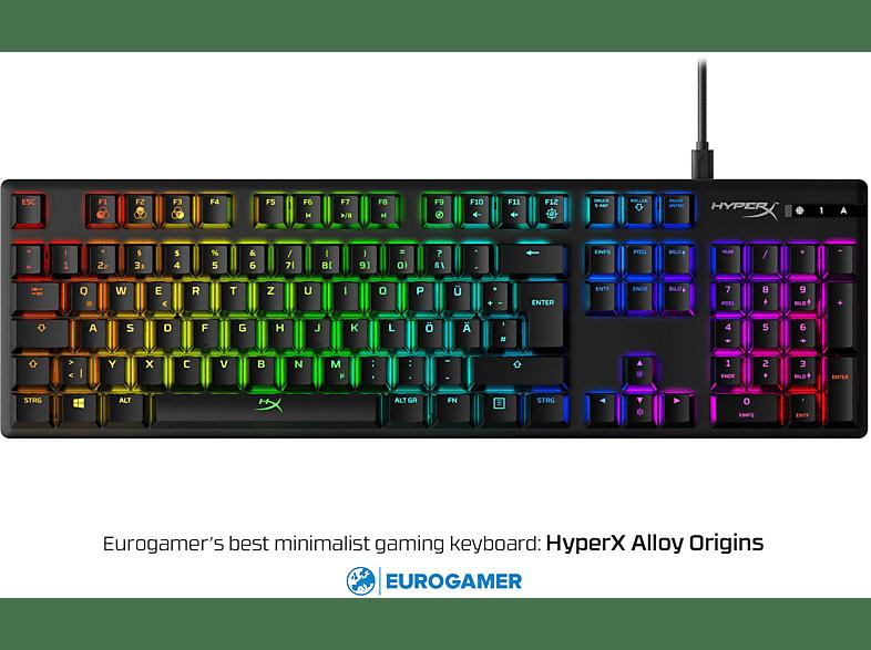 HYPERX Alloy Origins Gaming-Tastatur