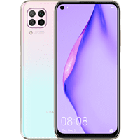 HUAWEI P40 Lite Sakura Pink mit Android™ Open Source (ASO)