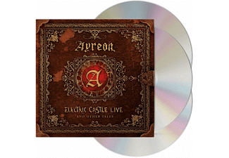 Ayreon - Electric Castle Live and Other Tales [CD + DVD Video]