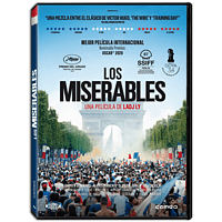 Los Miserables - DVD