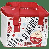 MOBICOOL COCA-COLA FRESH 5 Kühltasche (5 Liter, Mehrfarbig)