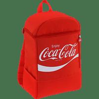 MOBICOOL COCA-COLA CLASSIC BACKPACK 20 Kühltasche (20 Liter, Rot)